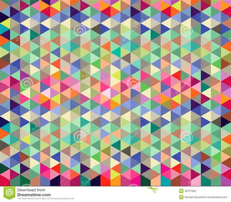 pattern background triangle diamond and triangle background pattern stock photo