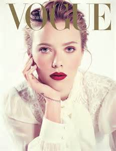 Johansson Pics From Vogue Magazine by Johansson Gets Glam For Sofia Mauro In Vogue Mexico