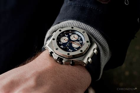 Audermars Piguet Roo Silver audemars piguet royal oak offshore chronograph replica