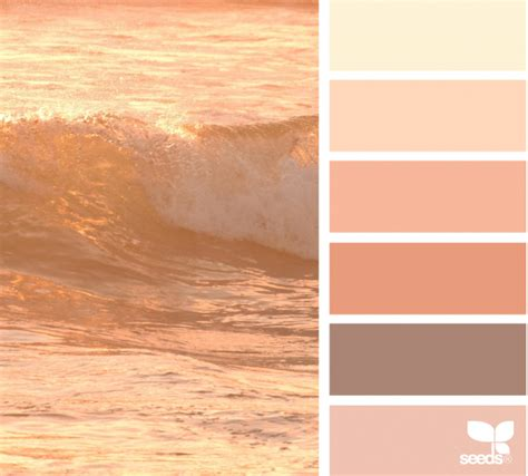 Pareti Color Pesca by Color Corallo