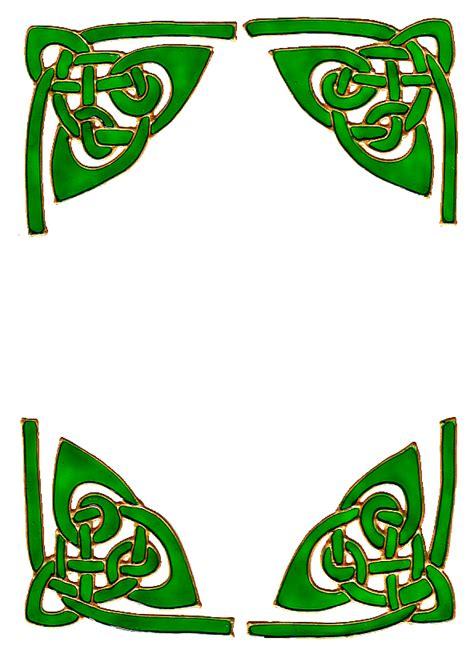 Celtic Border Clipart celtic border new calendar template site