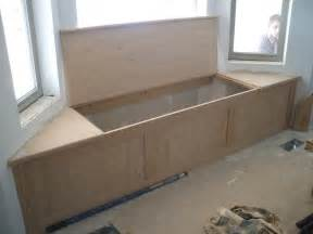 Bay Window Bench Building A Bay Window Seating How To Build A House