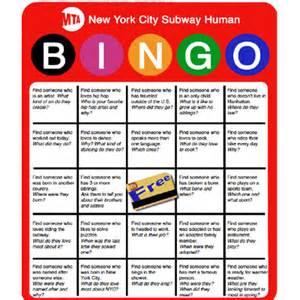 Human Bingo Template by Human Bingo Template Icebreaker Breaker Human