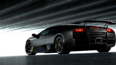 Black Lamborghini Wallpaper Black Lamborghini Hd Wallpapers 1080p Lamborghini