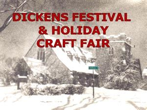 dickens festival and holiday craft fair boston central