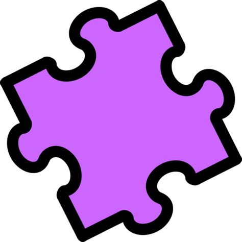 Clip Pieces puzzle clipart puzzle pencil and in color puzzle