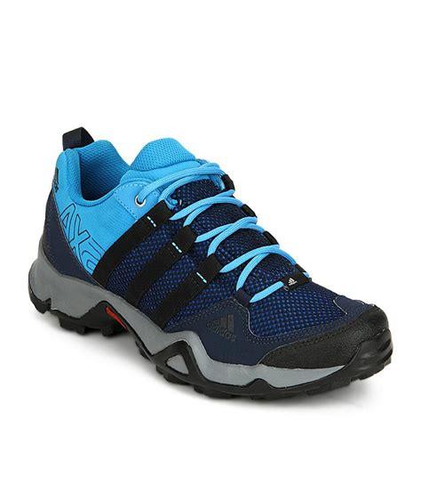 Sepatu Running Sport Adidas Ax2 adidas navy blue ax2 running sports shoes price in india buy adidas navy blue ax2 running