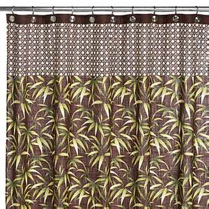 Bed Bath Beyond Shower Curtain tommy bahama tropical fabric shower curtain bed bath