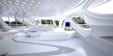 zaha hadid interior suckerpunch 187 zaha hadid design superyacht for blohm