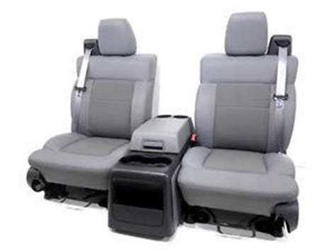 ford f150 replacement seats replacement replacement ford f150 oem cloth seats extended