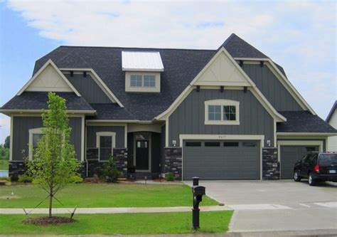 craftsman style house exterior design house style design