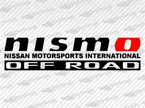 nismo nissan logo nismo off road logo www pixshark com images galleries