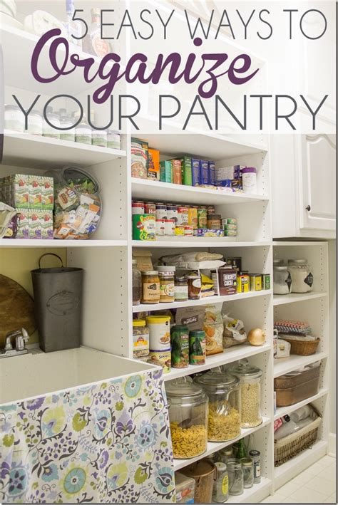 best way to organize pantry how to organize your pantry joy studio design gallery