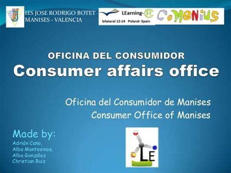 oficina del cosumidor oficinas del consumidor ibiza crysnacreditos