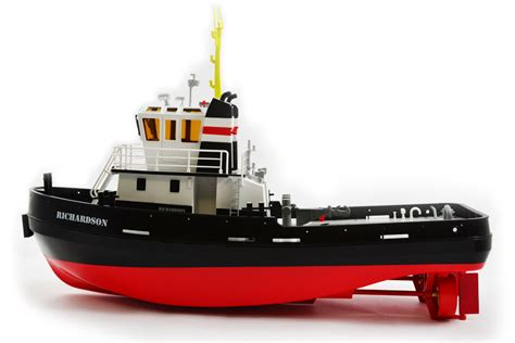 boat rs brisbane hobby engine premium label 2 4g richardson tug boat he0721