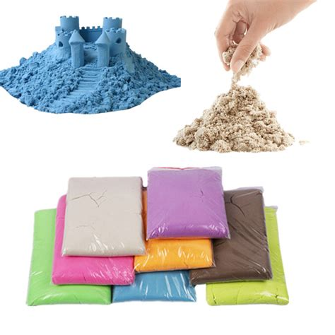 Refill Kinetic Sand by Refill Colour Kinetic Sand 1kg Elevenia