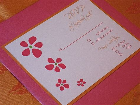 Cheap Wedding Invitations Pink And Orange by 1000 Images About Pink And Orange Wedding Theme On