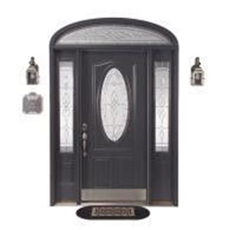 reliabilt  steel door  hampton glass  full