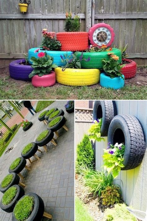 Backyard Planter Ideas 24 Creative Garden Container Ideas With Pictures