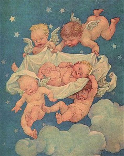flying cherubs  graphics fairy