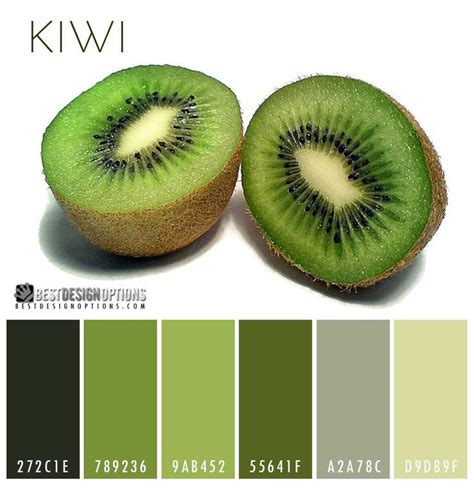 muted green color kiwi color palettes if you need a muted green palette