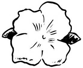 Flower Coloring Pages For Kids » Ideas Home Design