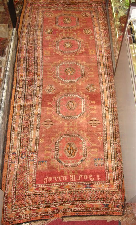 Armenian Rugs For Sale by 1905 Armenian Runner Rug For Sale Antiques Classifieds