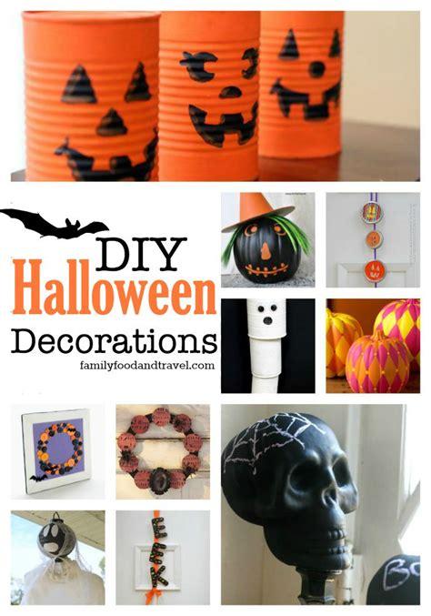 diy halloween decorations diy halloween decorations