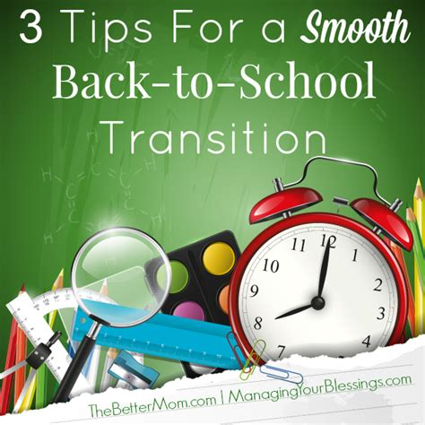 7 Tips For A Smooth Honeymoon by 3 Tips For A Smooth Back To School Transition The Better