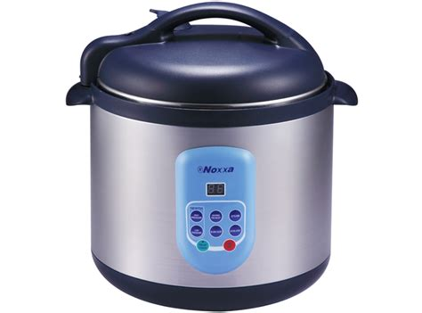 Mixer Noxxa noxxa electric multifunction pressure cooker electrical