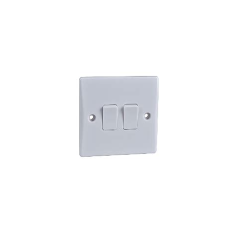 2 gang 2 way switch light switches indoor gu1022
