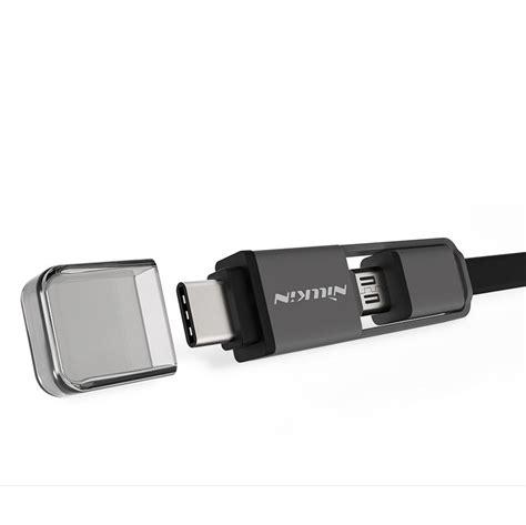 Nillkin Usb Type C Cable nillkin plus usb micro usb usb type c data flat cable