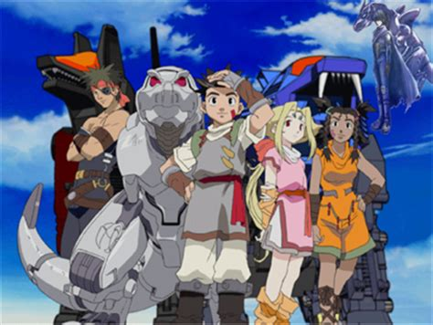 days episode 1 dub zoids chaotic century episode 1 anime