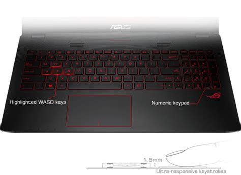 Dm Md Mayuki Hitam jual asus rog gl552vx dm044t black merchant harga notebook laptop gaming intel i7