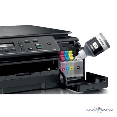 Printer T300w dcp t300 all in one printer ciss printer