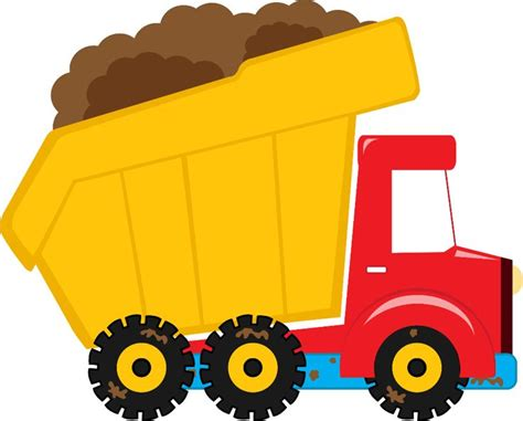 trucks clipart vehicle clipart dump truck pencil and in color vehicle