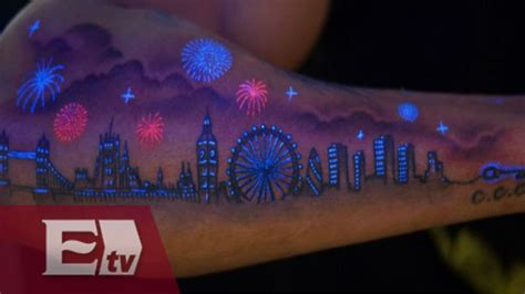 en la red tatuajes con tinta ultravioleta vianey