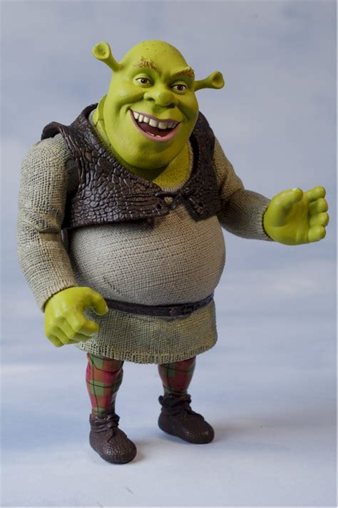 Figure Shrek shrek the ogre figure another pop culture