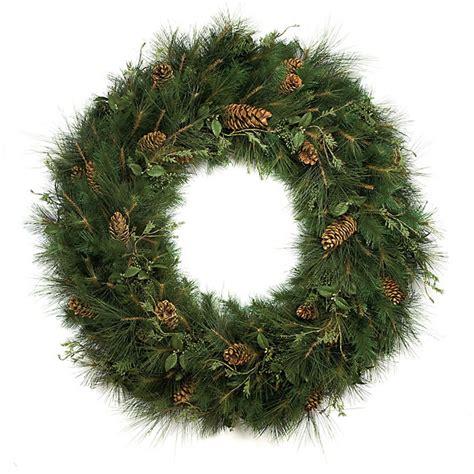 60 inch sugar pine wreath c 84044
