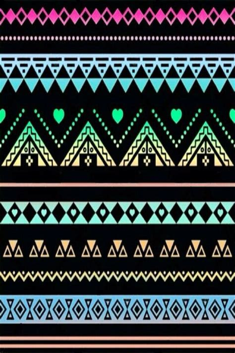 aztec pattern wallpaper for iphone iphone wallpaper aztec tribal tjn iphone walls 1