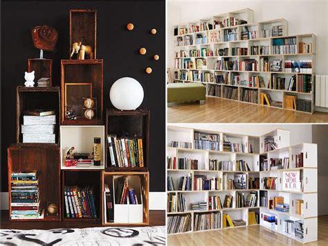 Fun Homemade Bookcase Ideas Kids Pinterest Diy Bookshelves Ideas