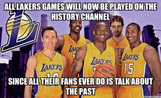 Lakers Meme - la lakers meme