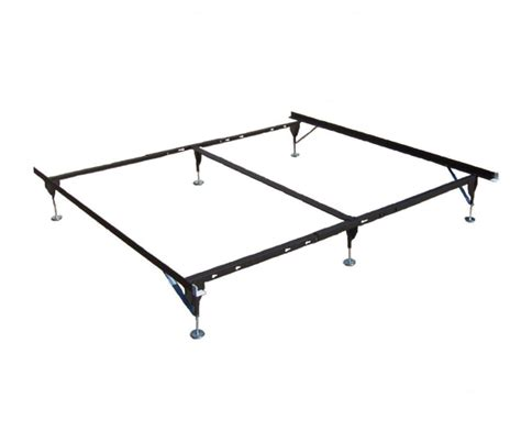 ada3456 universal adjustable height bed frame