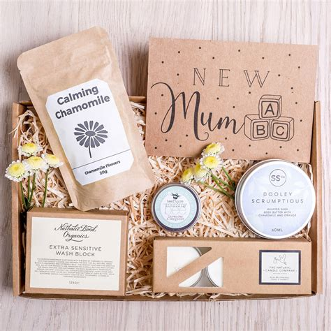 new mum letterbox gift set by letterbox gifts