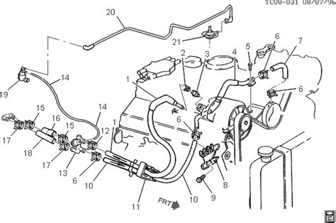need heater hose diagram with aux heater chevy truck