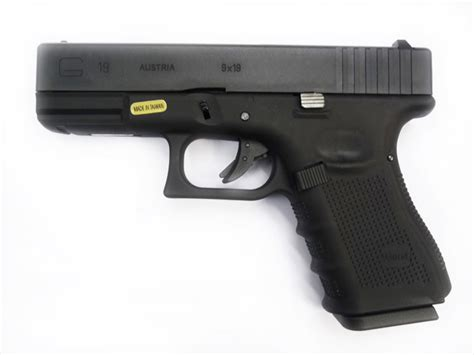 We Search 4 W E Eu19 G Series G19 Airsoft Gas Blowback Pistol