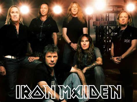 Maiden Whitening Series Promo iron maiden band 2010 promo 2 www ironmaidenwallpaper flickr