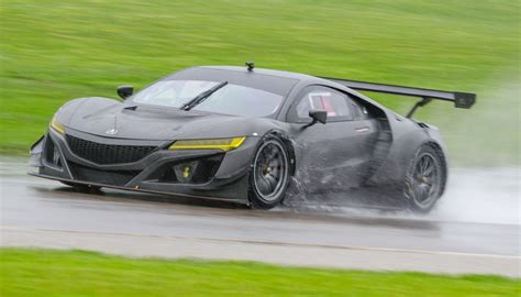 acura nsx gt3 a race ready supercar can be yours