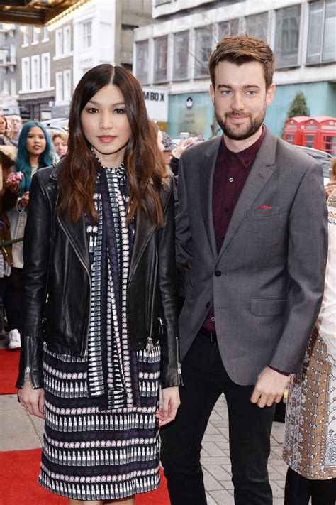 michael whitehall and wife jack whitehall and gemma chan photos photos zimbio