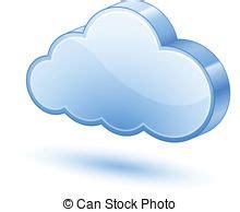 3d cloud 3d cloud clip art vector graphics 4 986 3d cloud eps